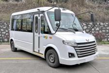 五菱牌GL6525GQS型城市客车图片