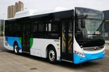 10.5米 20-40座宇通插电式混合动力城市客车(ZK6105CHEVNPG37)