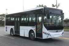 8.5米 15-24座宇通插电式混合动力城市客车(ZK6850CHEVNPG37)