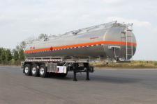 永强12.6米33吨3轴铝合金运油半挂车(YQ9404GYYCT2A)