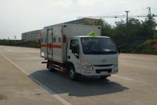 易燃液体厢式运输车