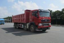 豪沃前四后八自卸车国六350马力(ZZ3317V386GF1)