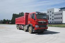 豪沃前四后八自卸车国六350马力(ZZ3317V306GF1)
