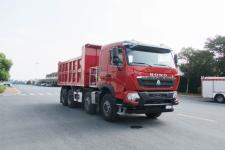 豪沃牌ZZ3317V286HF1L型自卸汽车图片