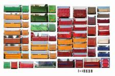 豪沃牌ZZ3317V256HF1L型自卸汽车图片