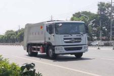 国六东风多利卡D9压缩式垃圾车价格