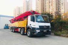 混凝土泵车(SYM5449THBE混凝土泵车)图片