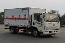國六解放爆破器材運輸車