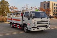 炎帝牌SZD5041TQPJ6型气瓶运输车