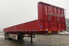 锣响12米31.5吨3轴自卸半挂车(LXC9403Z)