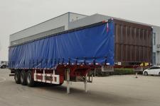 锣响12.5米33.3吨3轴厢式运输半挂车(LXC9402XXYE)
