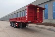 正康宏泰8.2米32.2吨3轴自卸半挂车(HHT9400ZHX)