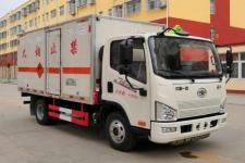 國六解放爆破器材運輸車價格