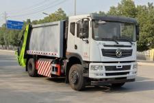 国六东风多利卡D9(12方)压缩垃圾车价格