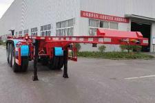 上专9米35.1吨3轴集装箱运输半挂车(CZQ9401TJZ)