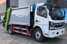 国六东风6方压缩式垃圾车厂家销售价格