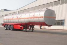 昌骅11.7米30.5吨3轴易燃液体罐式运输半挂车(HCH9401GRYQ)