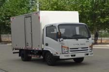 唐骏汽车国五单桥厢式运输车82-152马力5吨以下(ZB5040XXYKDD6V)