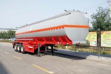 昌骅11米32.4吨3轴毒性和感染性物品罐式运输半挂车(HCH9401GDG)