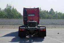 豪沃牌ZZ4257W25CHE1W型危险品牵引车图片