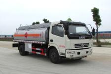 东风多利卡8吨加油车多少钱-加油车厂家哪家好
