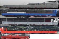 王牌牌CDW2040HA1Q5型越野载货汽车图片