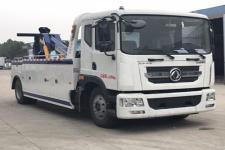 程力威牌CLW5162TQZD5型清障车
