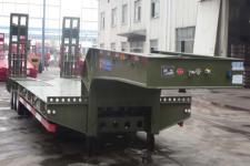 楊嘉11.5米29.6噸3軸低平板半掛車(LHL9371TDP)