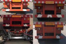 宇田牌LHJ9407CCY型仓栅式运输半挂车图片