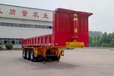 福财8.6米32吨3轴自卸半挂车(YJX9400ZH)
