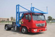 豪瀚牌ZZ5185TBQN4213E1型车辆运输半挂牵引车图片