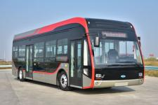 10.8米开沃纯电动城市客车