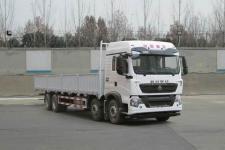 豪沃国六前四后八货车310马力18305吨(ZZ1317N466GF1)
