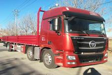 欧曼国六前四后四货车290马力14970吨(BJ1259Y6HPS-01)