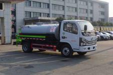 东风多利卡国六5吨洒水车