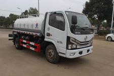 国六新款东风多利卡5方绿化喷洒车厂家直销价格15271341199