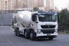 豪沃混凝土搅拌运输车