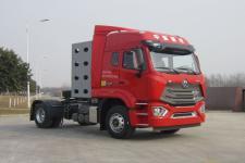 豪瀚牌ZZ4185V4216F1C型牵引汽车