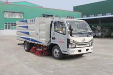 国六东风多利卡XZL5070TSL6型扫路车