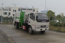 国六东风多利卡餐厨垃圾车13607286060