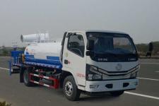 国六东风5方洒水车抑尘车厂家直销价格