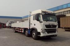豪沃国六前四后四货车294马力14645吨(ZZ1257N56CGF1L)