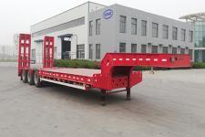 富恩10.8米32.5吨3轴低平板半挂车(FUN9402TDP)