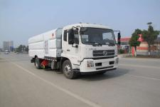 国六东风天锦CLW5180TXSHL6型洗扫车