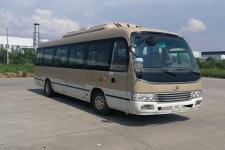 8.2米|24-36座晶马纯电动城市客车(JMV6821GRBEV3)