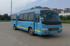 8.2米 14-36座晶马纯电动城市客车(JMV6821GRBEV5)