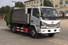 国六东风多利卡压缩式垃圾车最新价格