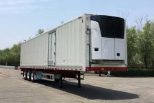 华骏12.8米30.2吨3轴冷藏半挂车(ZCZ9401XLCK)