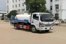 國六東風多利卡5方灑水車廠家直銷 價格最低