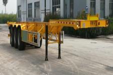 沂蒙14米35.4噸3軸集裝箱運輸半掛車(MYT9405TJZ)